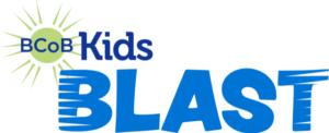 BCoB Kids BLAST logo
