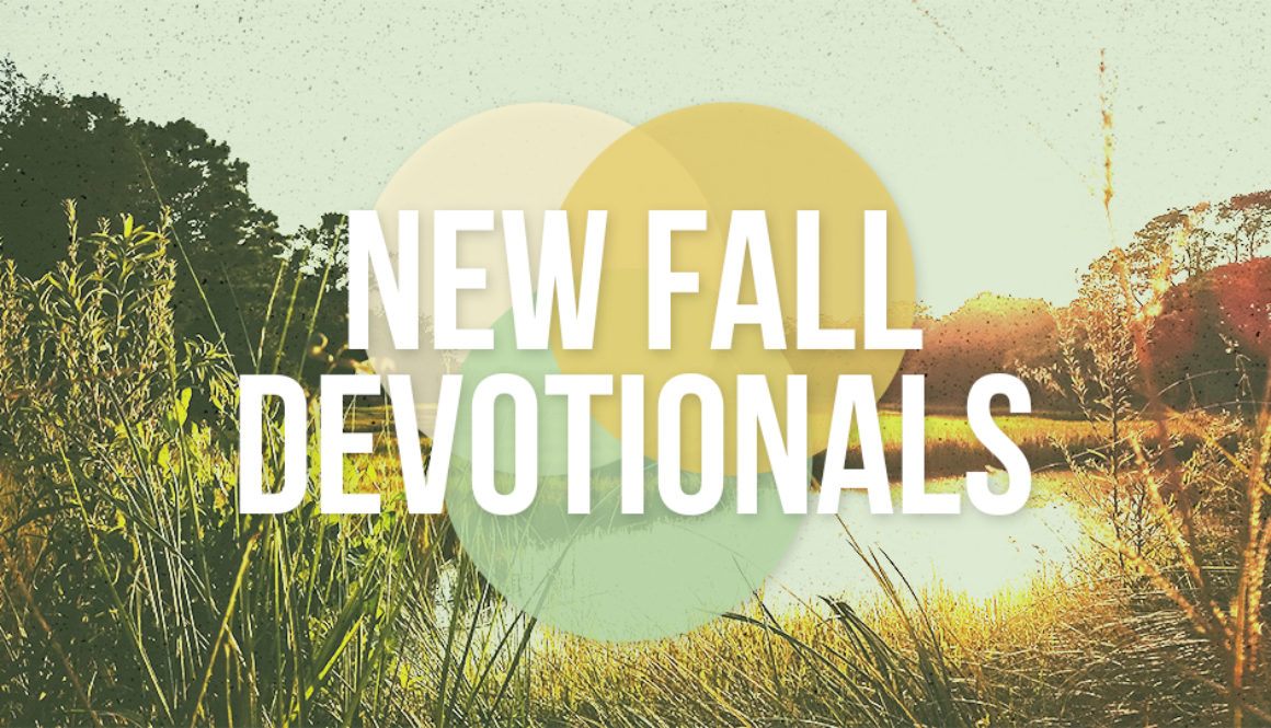 fall devotionals featured