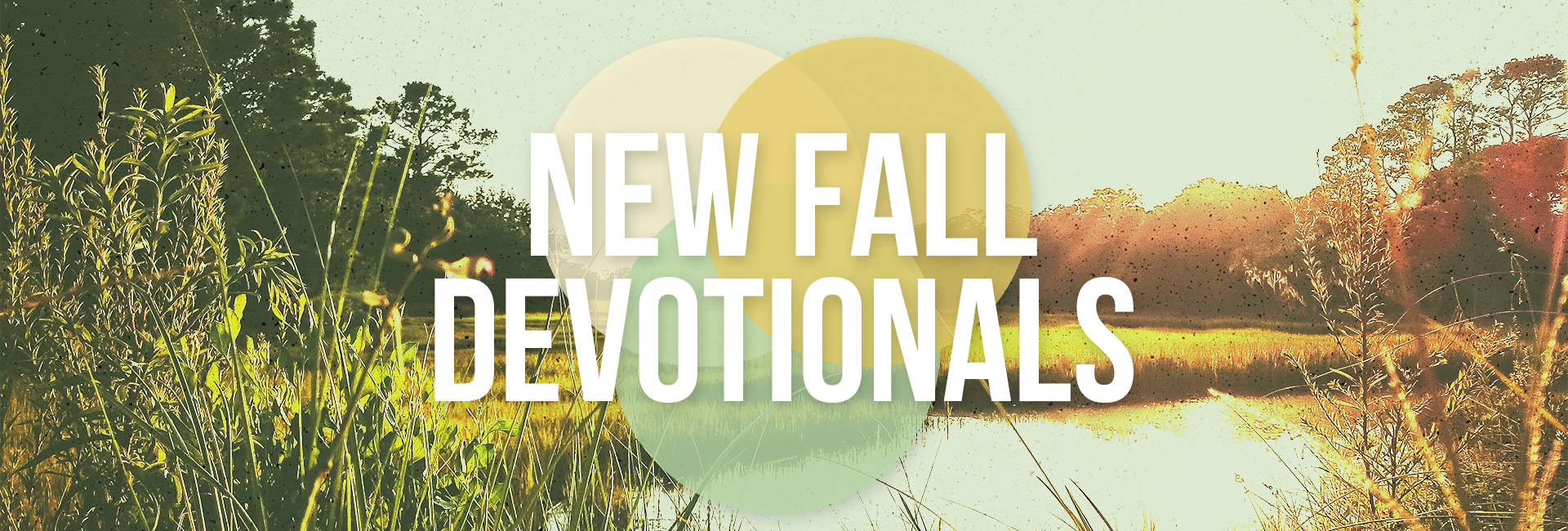fall devotionals header