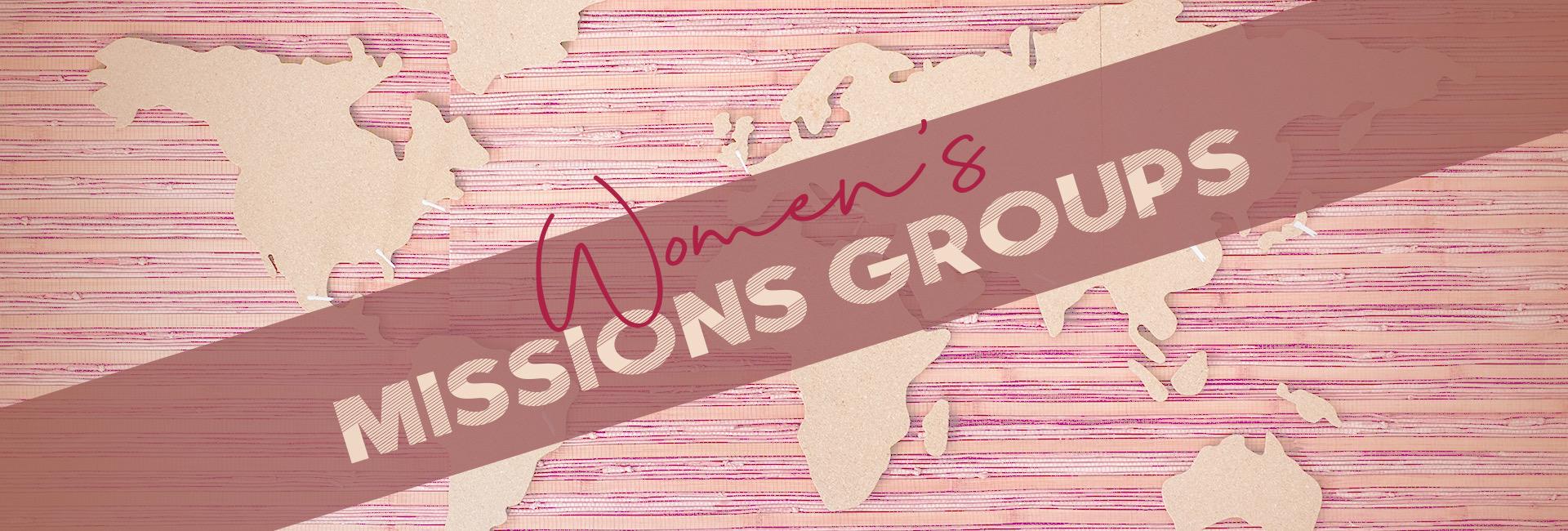 women's missions header