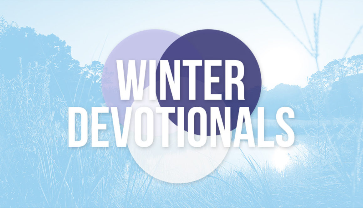 winter devotionals featured