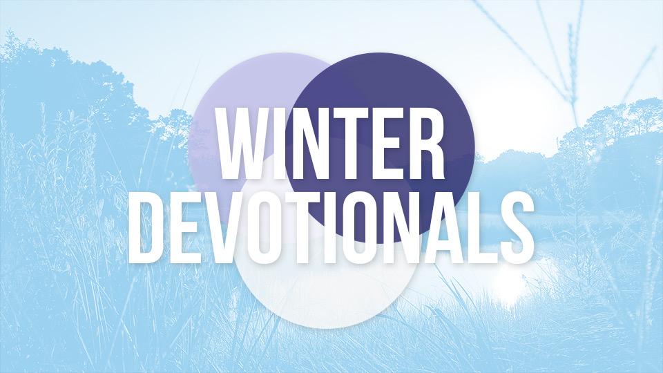 winter devotionals featured