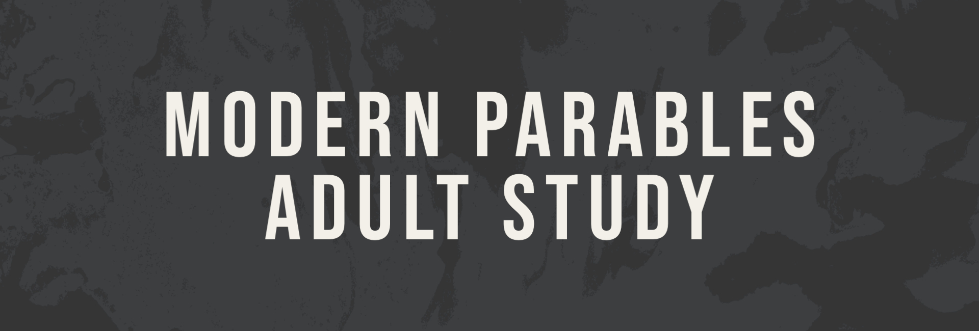 Modern Parables web